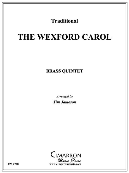 The Wexford Carol Brass Quintet (Trad./arr. Jameson) PDF Download