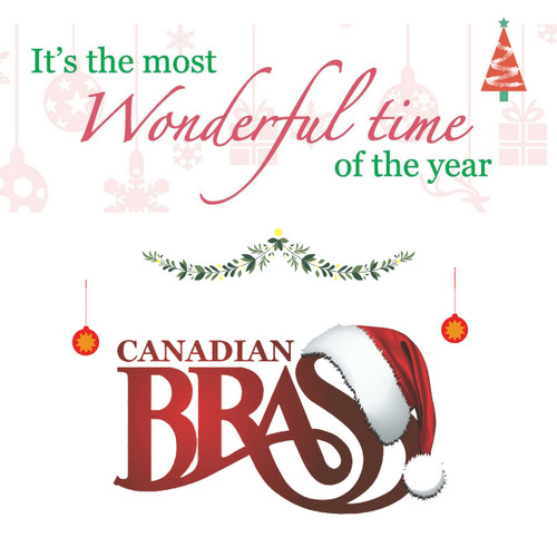 It's The Most Wonderful Time of the Year Audio Track Digital Download (Canadian Brass)