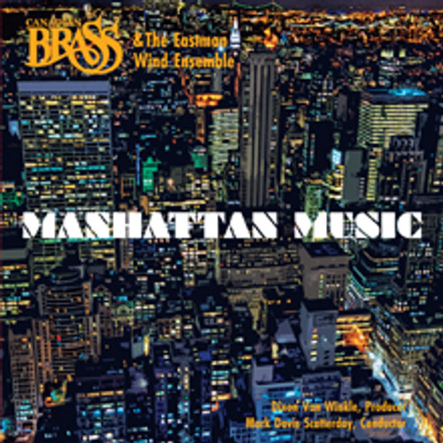 MANHATTAN MUSIC CD