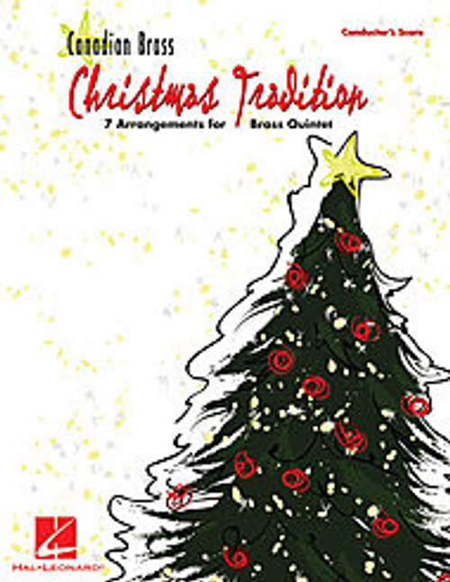 Christmas Tradition Collection-Brass Quintet Music
