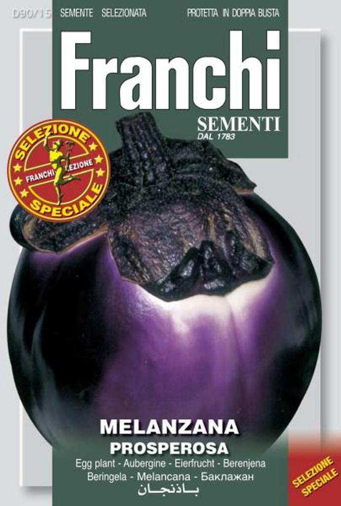 Eggplant Prosperosa (90-15)