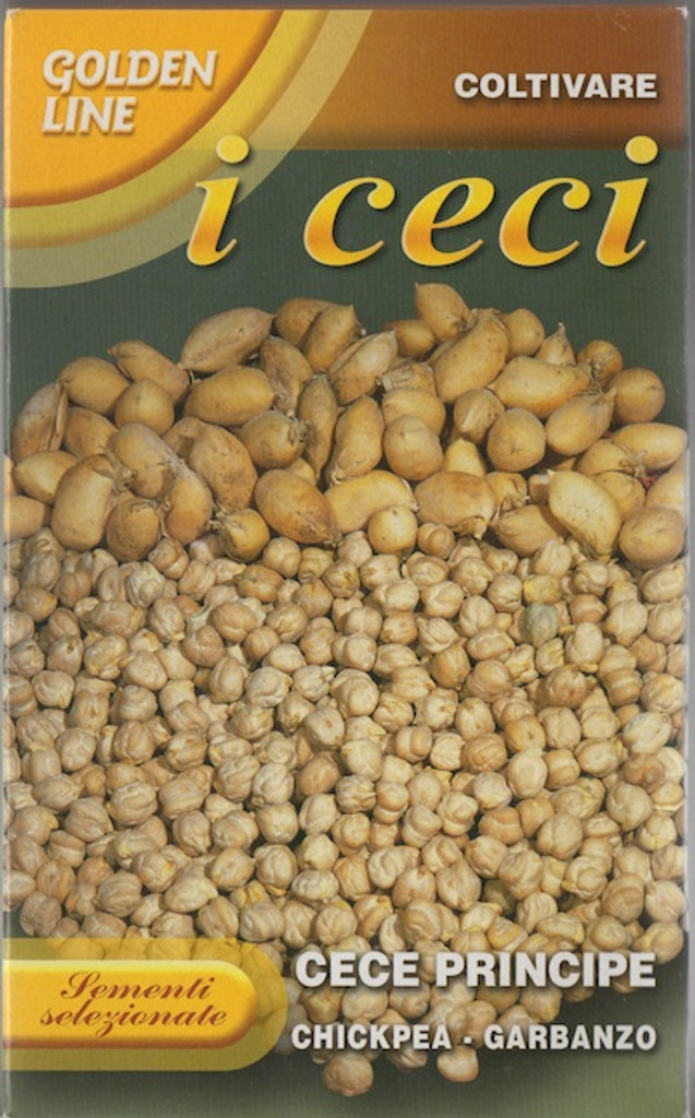 Chick Pea / Garbanzo Bean (36-50)
