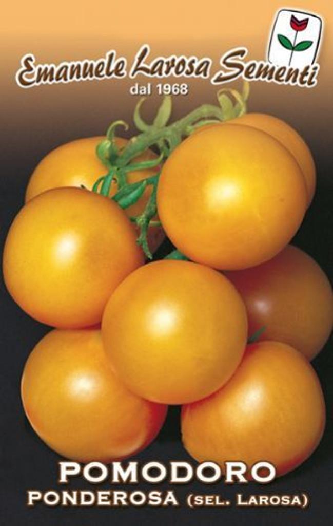 Tomato Ponderosa sel Oro (106-86)