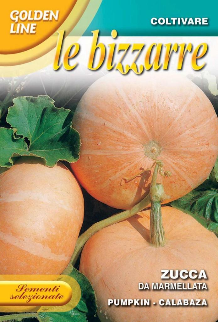 Winter Squash Marmellata (Jam Pumpkin) (145-27)