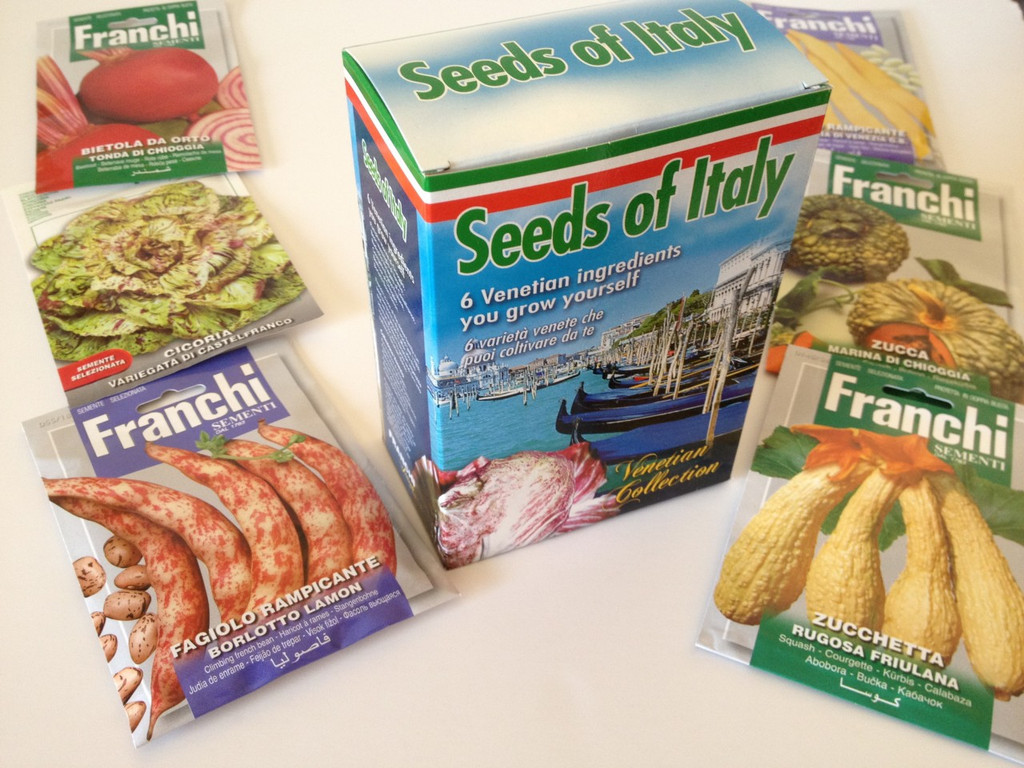 Seeds of Venice Gift Box