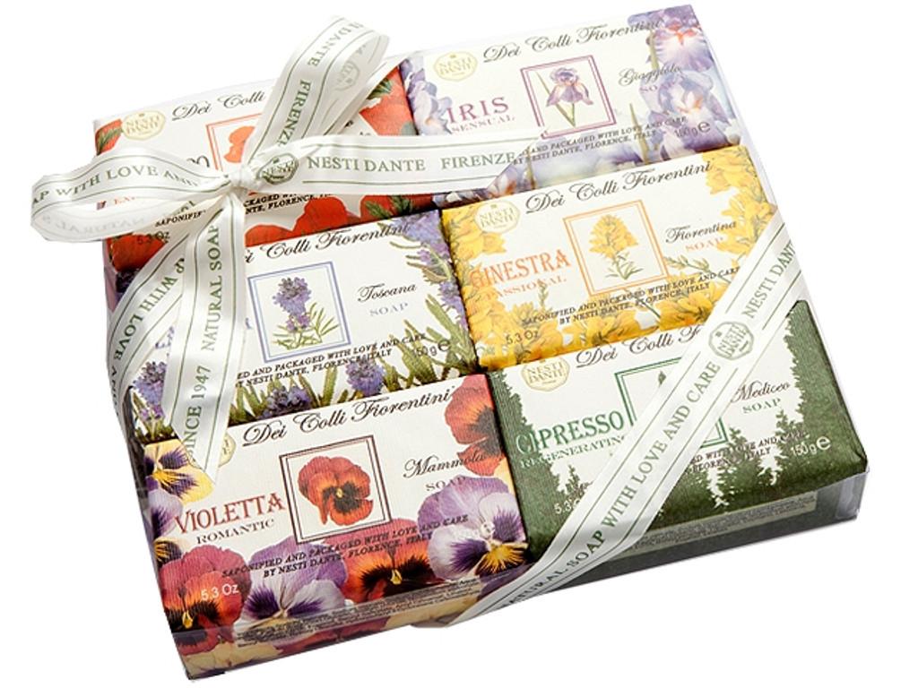 Dei Colli Fiorentini/ Florentine Hills Gift Soap Collection