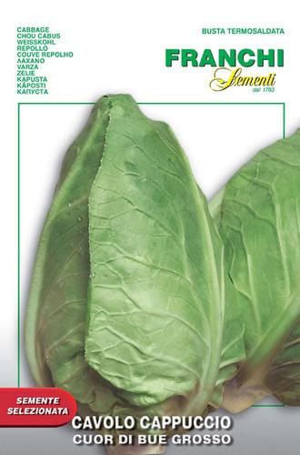 Cabbage Cuor di Bue Grosso (26-3)