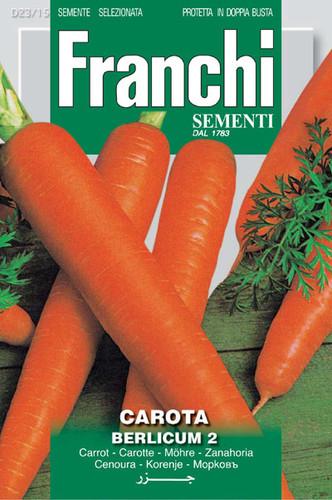 Carrot Berlicum 2 (23-15)