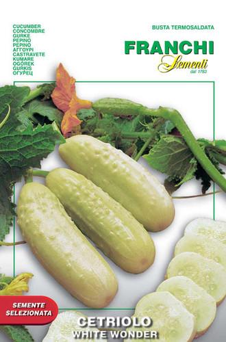 Cucumber White Wonder (37-32)