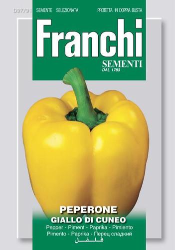 Pepper Giallo di Cuneo (97-72)