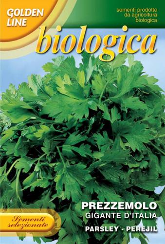 Parsley Gigante d'Italia - Certified Organic (108-2B)