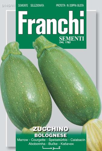 Zucchini Bolognese (146-41)