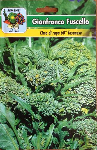 Cima di Rapa Sessantina (60 days) Cima Grosso (41-97)