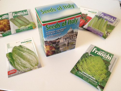 Seeds of Rome Gift Box