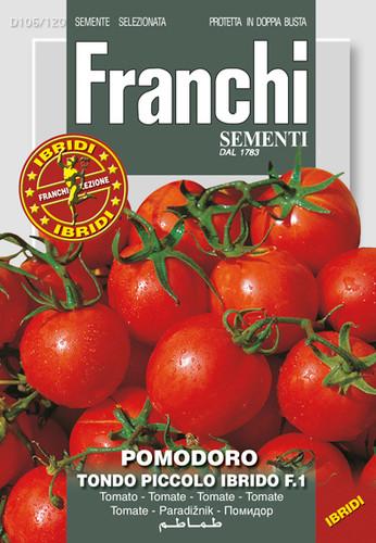Tomato Caliendo / Tondo Piccolo F1 (106-120)
