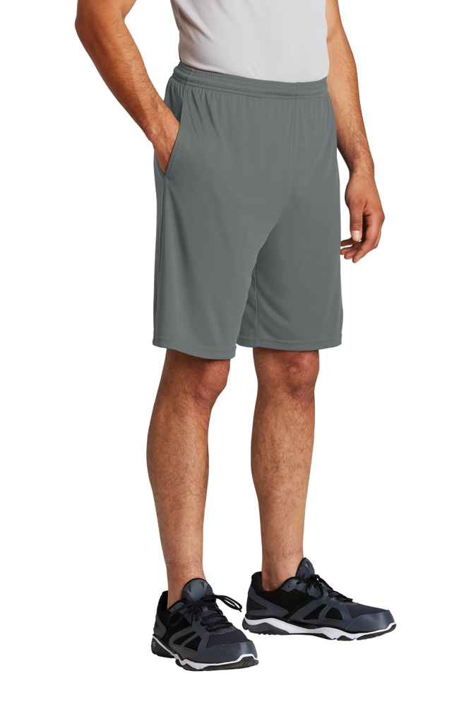 UHS Urbana Hawks Shorts TENNIS Performance with Pockets ADULT & YOUTH Colors Navy or Grey Available