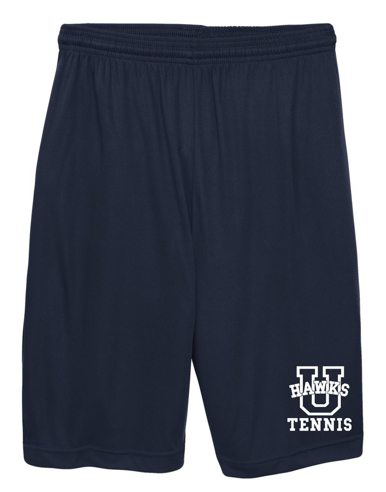 UHS Urbana Hawks Shorts TENNIS Performance with Pockets ADULT & YOUTH NAVY