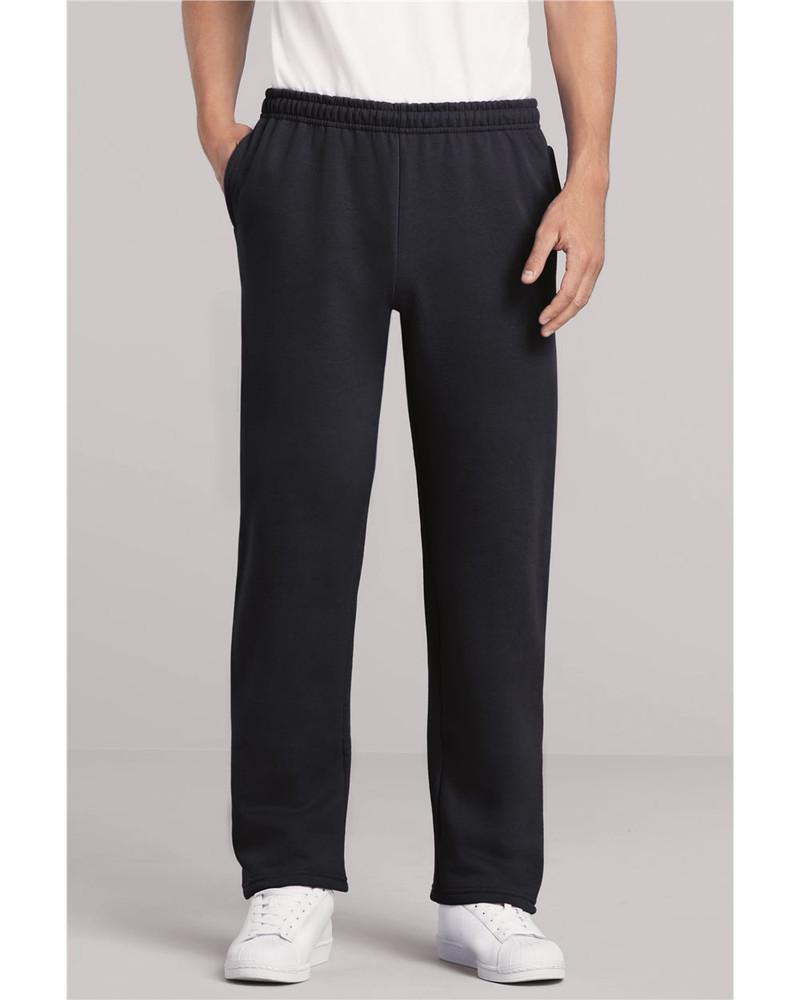 Urbana Hawks Sweatpants LACROSSE Cotton Open Bottom With Pockets