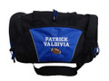 Football Sports Coach Mom Team Personalized Embroidered Duffel