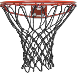 Krazy Netz Black Basketball Net
