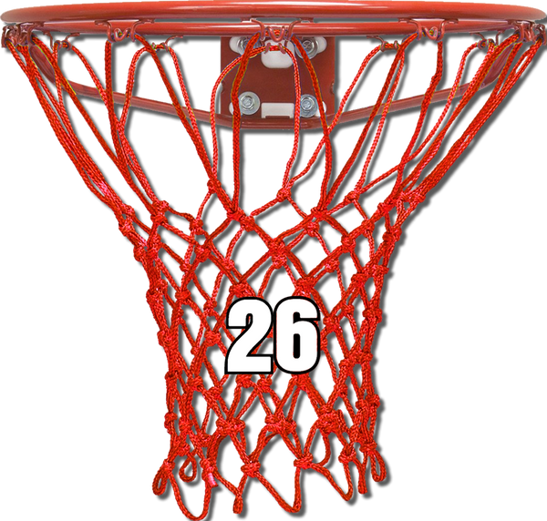 Krazy Netz Numberz Playerz Basketball Net
