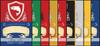 Liquor Quik - 9 Assorted Liqueur Labels (1 of each)