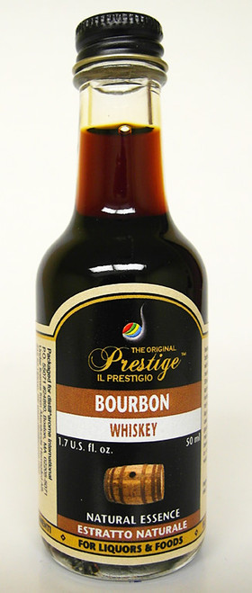 LQ Prestige Bourbon Essence, 50ml