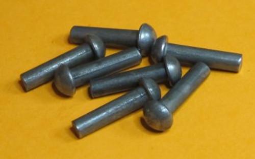 Steel Rivets Round Head