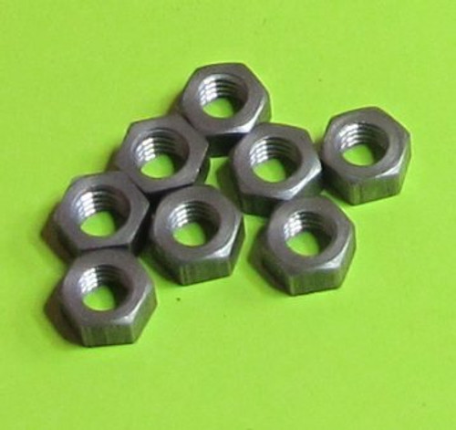 Steel Nuts Hexagon