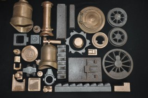 A12 Complete set of castings
