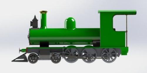 QR B13 Locomotive