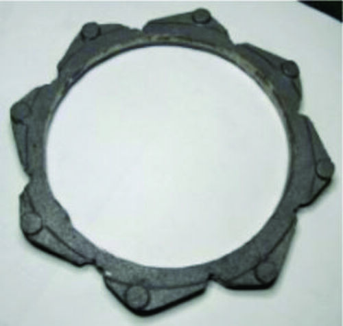 "BB18 1/4"" Locomotive Brake Shoe Ring"