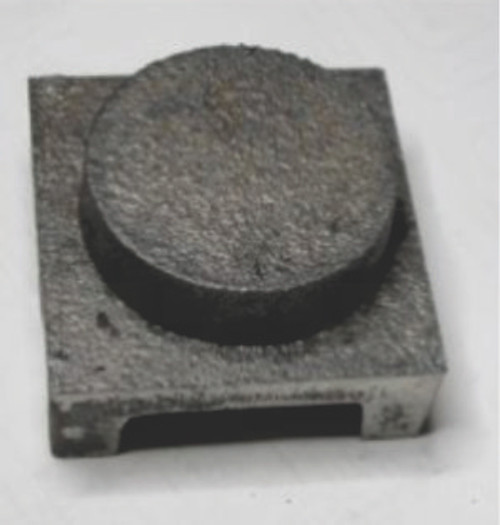 "BB18 1/4"" Tender Bogie Centre Top"