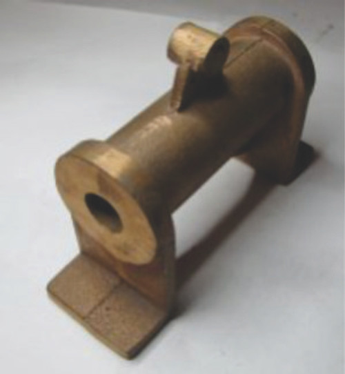 "BB18 1/4"" Tender D.A. Hand Pump PB. 1 req. wt. 1.0 kg"