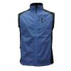 illumiNITE Reflective Triathlon Vest for Men Blue/Slate