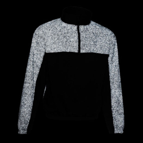 illumiNITE Micro-Fleece Pullover Night View