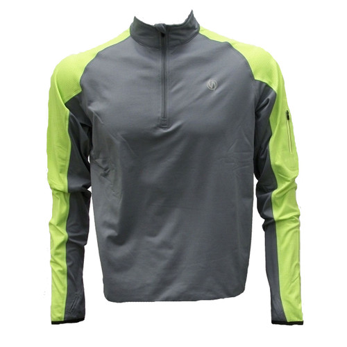 Reflective illumiNITE Early Riser Pullover for Men