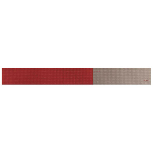 "Reflexite V82 DOT-C2 Conspicuity Tape 11""Red/7""White"
