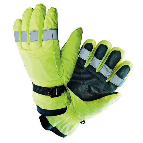 Super Duty Hi Vis Insulated Gloves