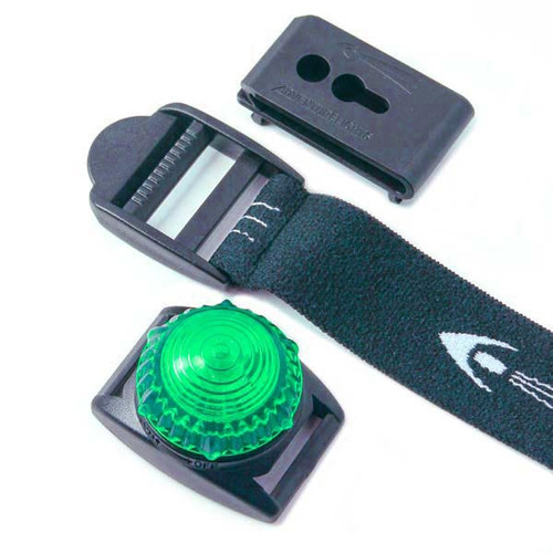 Adventure Lights Guardian LED Running Light GREEN