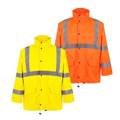 6001/6002 Class 3 Economy Rain Coat