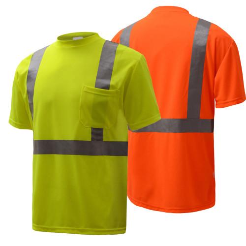5001/5002 Class 2 Short Sleeve T-Shirt