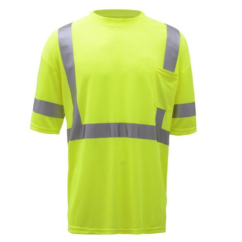 5007/5008 Class 3 Reflective Short Sleeve T-shirt