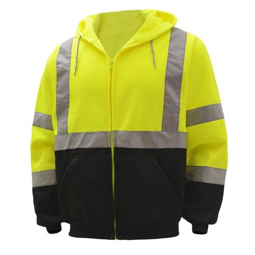 7003/7004 Class 3 Full Zip Fleece Sweatshirt