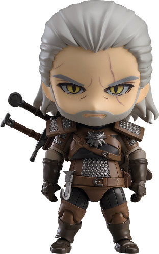 Good Smile Nendoroid 907 Geralt (The Witcher 3: Wild Hunt)