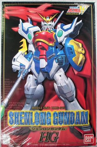 Bandai Shenlong Gundam 1/100 Scale Kit
