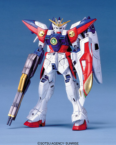 Bandai Wing Gundam Zero 1/100 Scale Kit