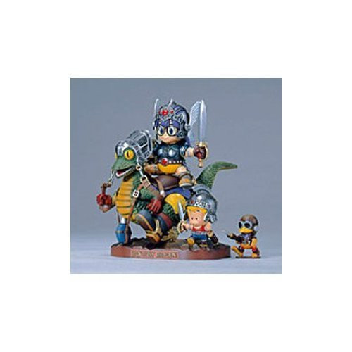 Bandai Dr. Slump Arale Fantasy Dragon Plastic Model Kit