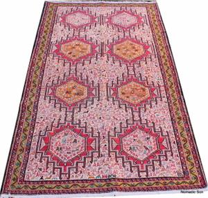 Silk Soumak (#0023) 116*204cm