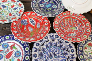 Samur classic plates - 25cm